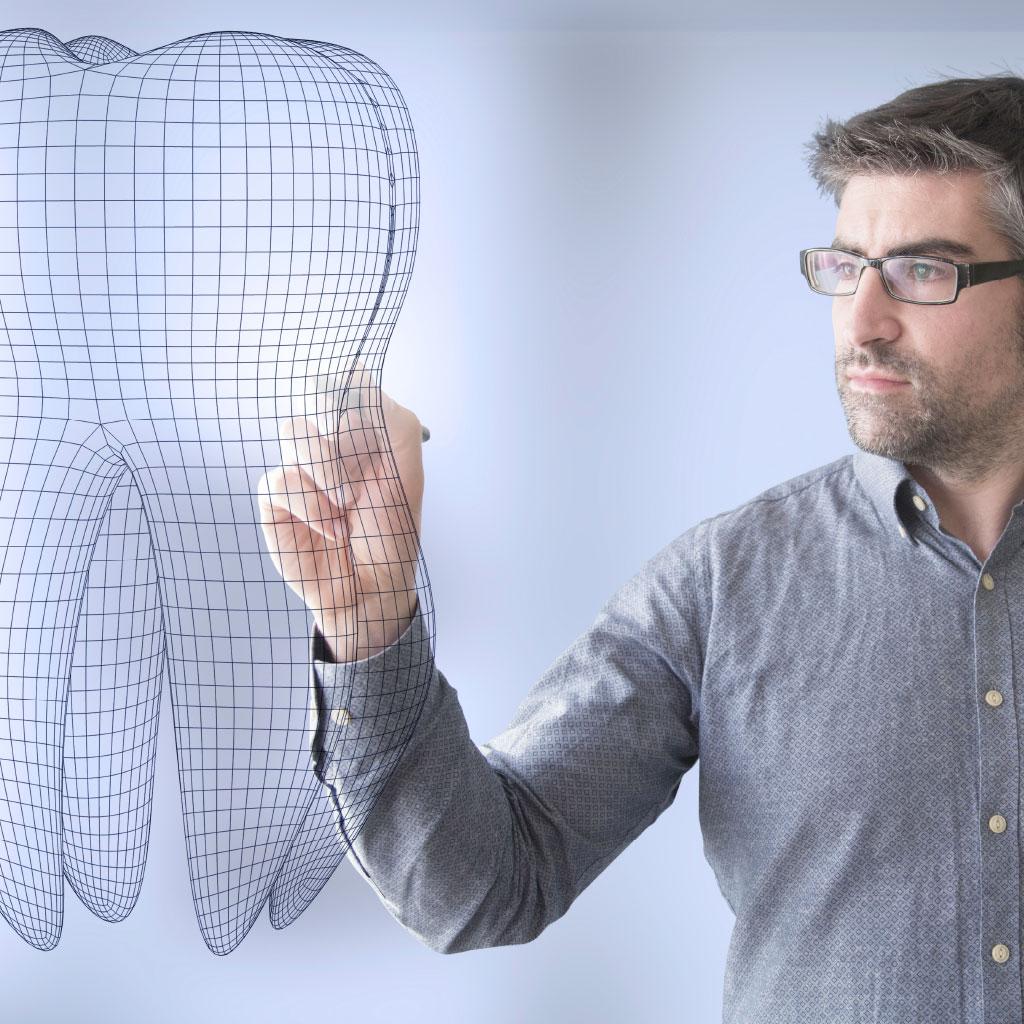 diagram teeth