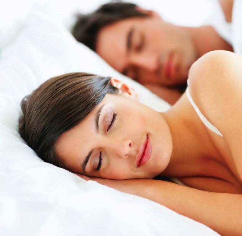 snoring a